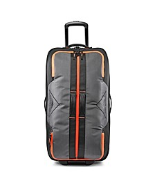 "Dell's Canyon 34"" Wheeled Drop Bottom Duffle"