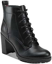 Tommy Hilfiger Women's Elyssa Booties