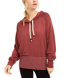Free People FP Movement Drawstring Pullover Hoodie
