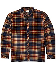 Big Boys Coastline Flannel Plaid Cotton Shirt