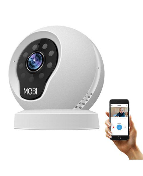 MOBI Multi-Purpose Smart HD WiFi Baby Monitoring System, Monitoring Camera
