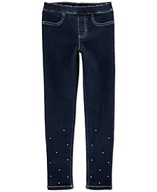 Little & Big Girls Embellished Jeggings