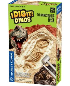 Thames & Kosmos I Dig It! Dinos - T. Rex Excavation Kit