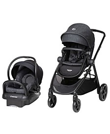 Maxi-Cosi® Zelia Max Travel System with Mico Max 30
