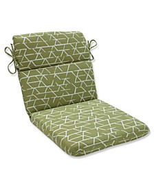 Fortress Kengo Artichoke Rounded Corners Chair Cushion