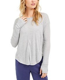 Free People Lay Up Long-Sleeve T-Shirt