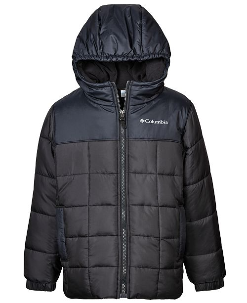 Columbia Big Boys Insulated Puffer Jacket