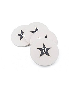 Vanderbilt University Coasters, Set of 4