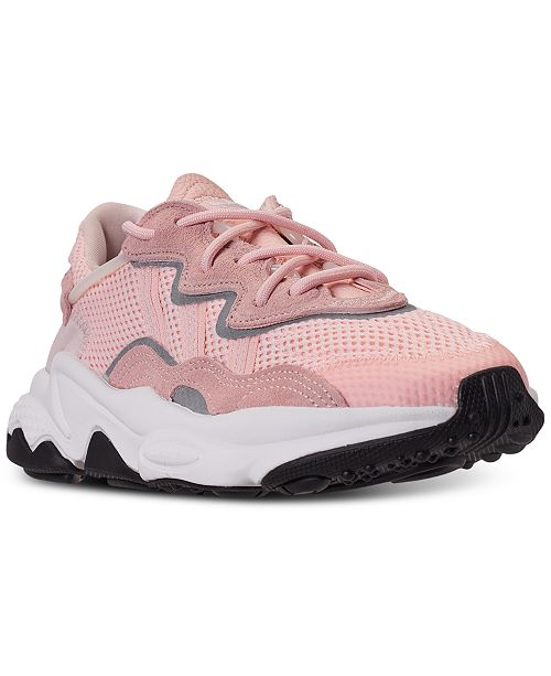 adidas Big Girls' Ozweego Athletic Casual Sneakers from