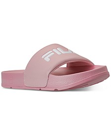 Big Girls' Drifter Slide Sandals from Finish Line