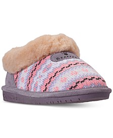 Little Girls' Alice Slip-On Boots from Finish Line