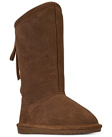 Bearpaw Little Girls' Phylly Boots from Finish Line