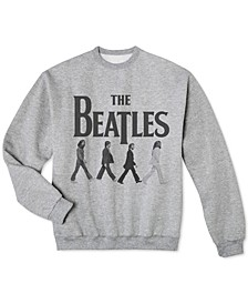 Beatles Abbey Road Men's Graphic Sweatshirt