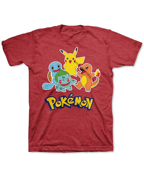 Pokemon Pokémon Toddler Boys Charged Up T-Shirt
