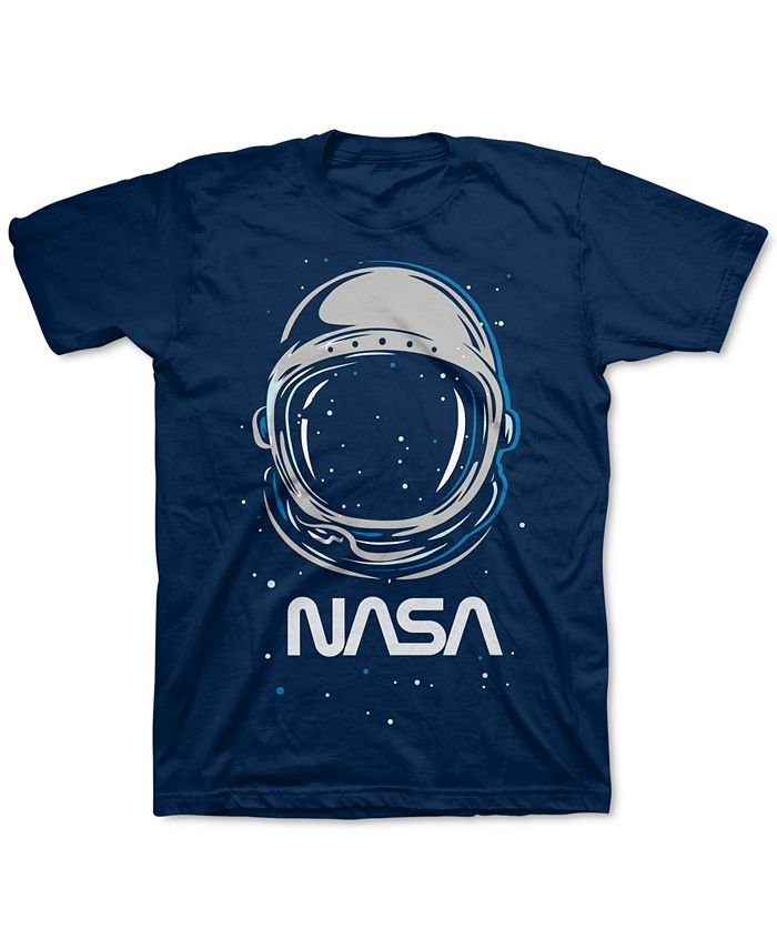 Jem - Big Boys NASA Helmet T-Shirt