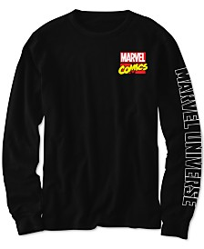 Marvel Big Boys Avengers Superheroes T-Shirt