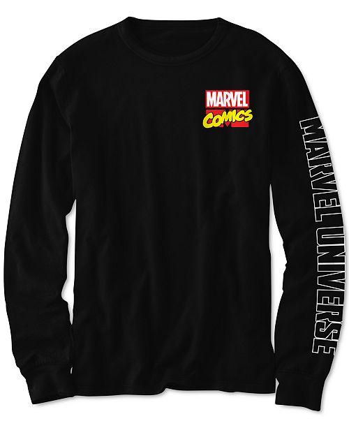 Marvel Big Boys Avengers Superheroes T-Shirt