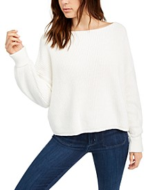 Cotton Oversized Sweater