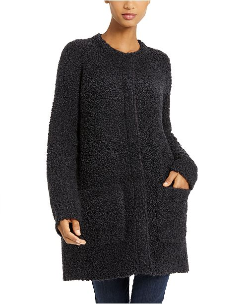 Eileen Fisher Textured Cardigan Jacket