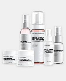 Herbal Dynamics Beauty Calming Skincare Routine Bundle