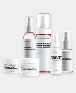 Calming Skincare Routine Bundle