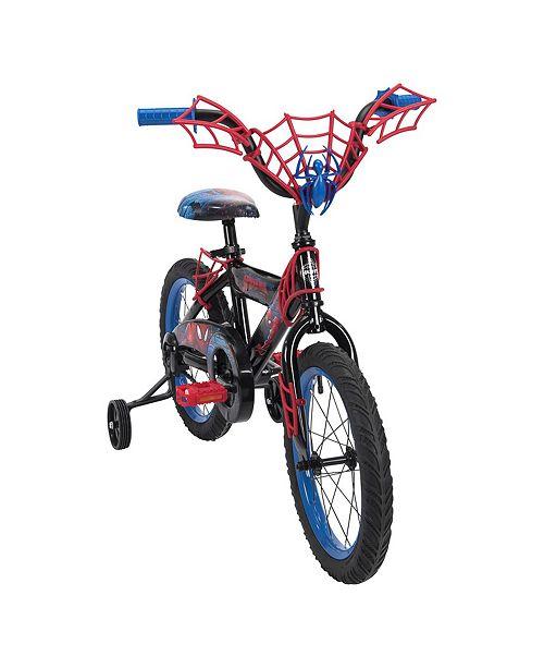 """Huffy 16"""" Spider-Man Bike"""