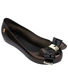 Mel By Melissa Little Kids Girls Ultragirl Sweet V Flat