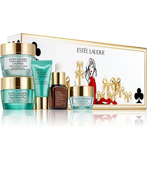 Estee Lauder Limited Edition 5-Pc. Protect + Hydrate For Healthy, Younger-Looking Skin Starter Set