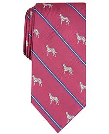 Men's Dalmatian Stripe Tie, Created For Macy's
