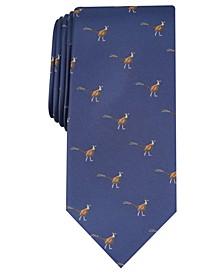 Men's Pheasant Print Tie, Created For Macy's
