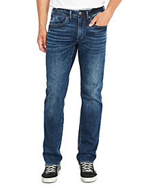 Buffalo David Bitton Men's DRIVEN-X Relaxed-Fit Jeans