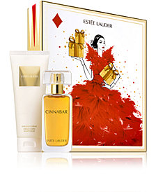 Estée Lauder Limited Edition 2-Pc. Cinnabar Exotic Gift Set