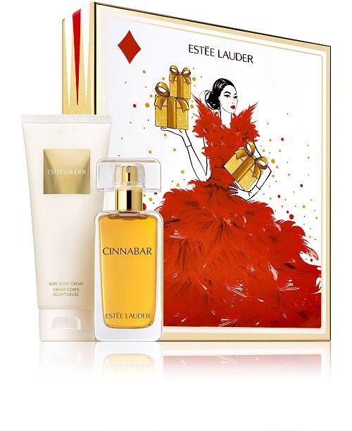 Estee Lauder Limited Edition 2-Pc. Cinnabar Exotic Gift Set