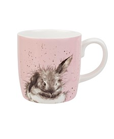 Wrendale Bathtime Rabbit Mug