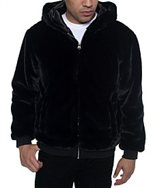 Men's Faux Fur Jacket