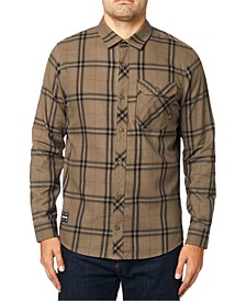 Non Stop Long Sleeve Flannel Shirt