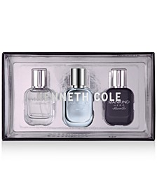 Men's 3-Pc. Mankind Gift Set