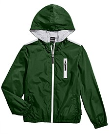 Big Boys Hooded Windbreaker, Created for Macy's
