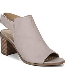 Franco Sarto Helix Block Heel Sandals