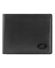 Manchester Collection Men's RFID Secure Left Wing Wallet