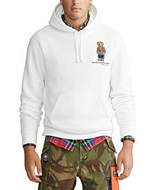 Men's Polo Bear Magic Fleece Knit Sweatshirt