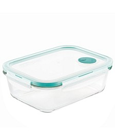 Purely Better Vented Glass 34-Oz. Food Storage Container