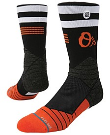 Baltimore Orioles Diamond Pro Authentic Crew Socks