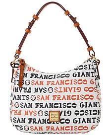 Dooney & Bourke San Francisco Giants Small Kiley Hobo Bag