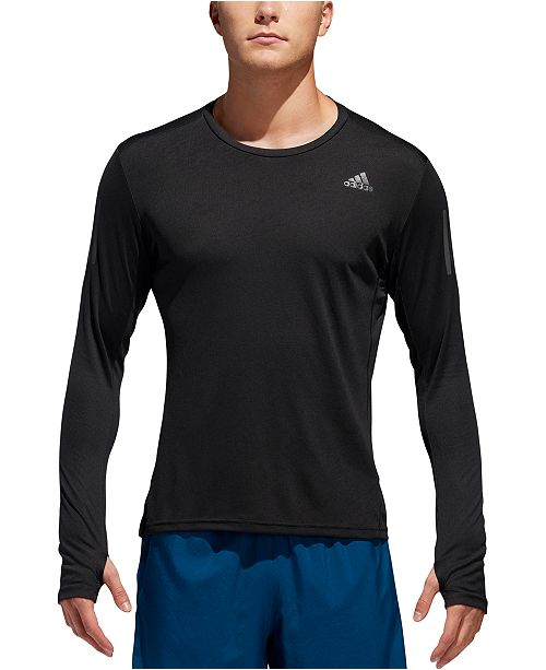 adidas Men's Own The Run ClimaCool® Shirt & Reviews - T ...
