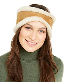 UGG Sheepskin Reversible Headband