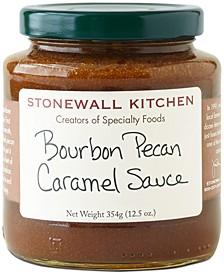 Bourbon Pecan Caramel Sauce