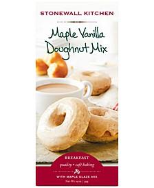 Maple Glazed Vanilla Doughnut Mix
