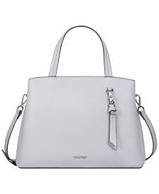 Nine West Knotted Up Triple Compartment Satchel