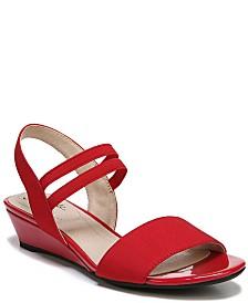 LifeStride Yolo Ankle Strap Sandals